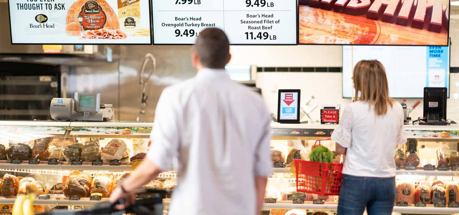 A new focus for grocery